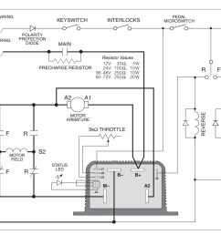 control of a d c motor reversing contactor electrical engineering air conditioner contactor diagram dc reversing contactor diagram [ 1414 x 976 Pixel ]