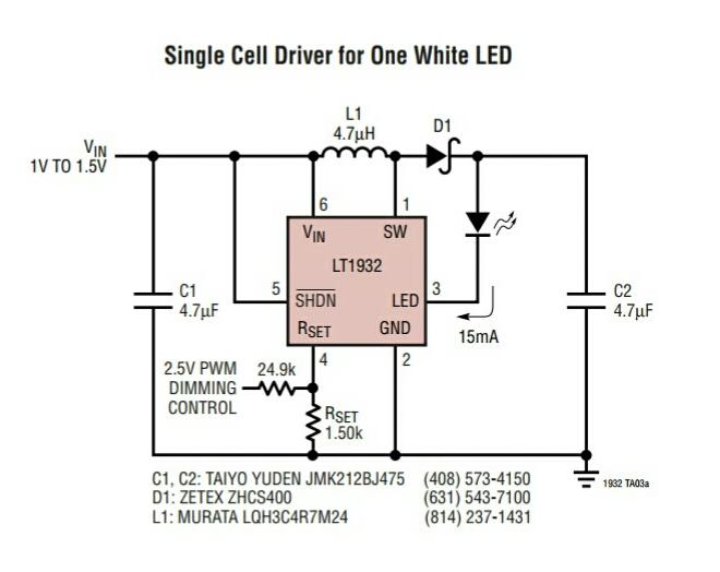 Lm317 Constant Current Circuit