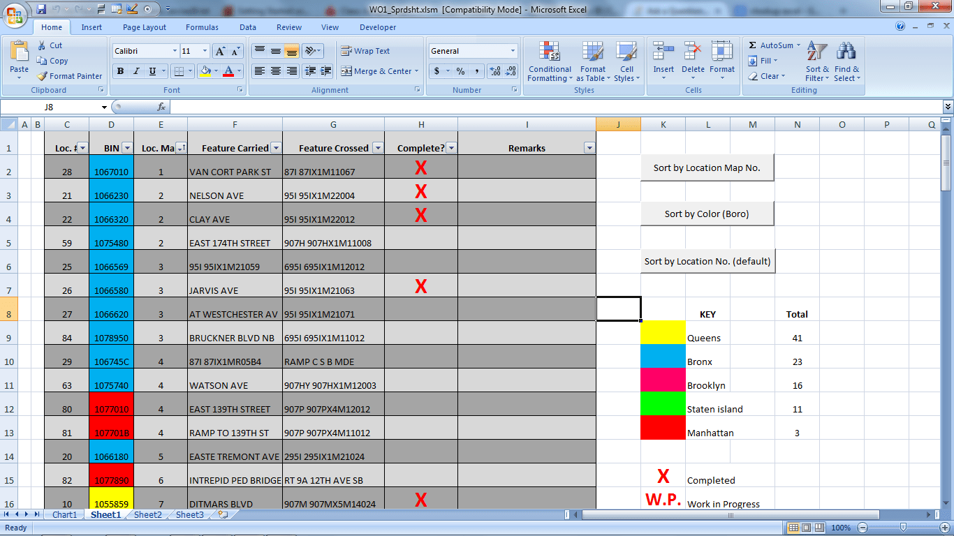 Count Cells In Excel With Background Color