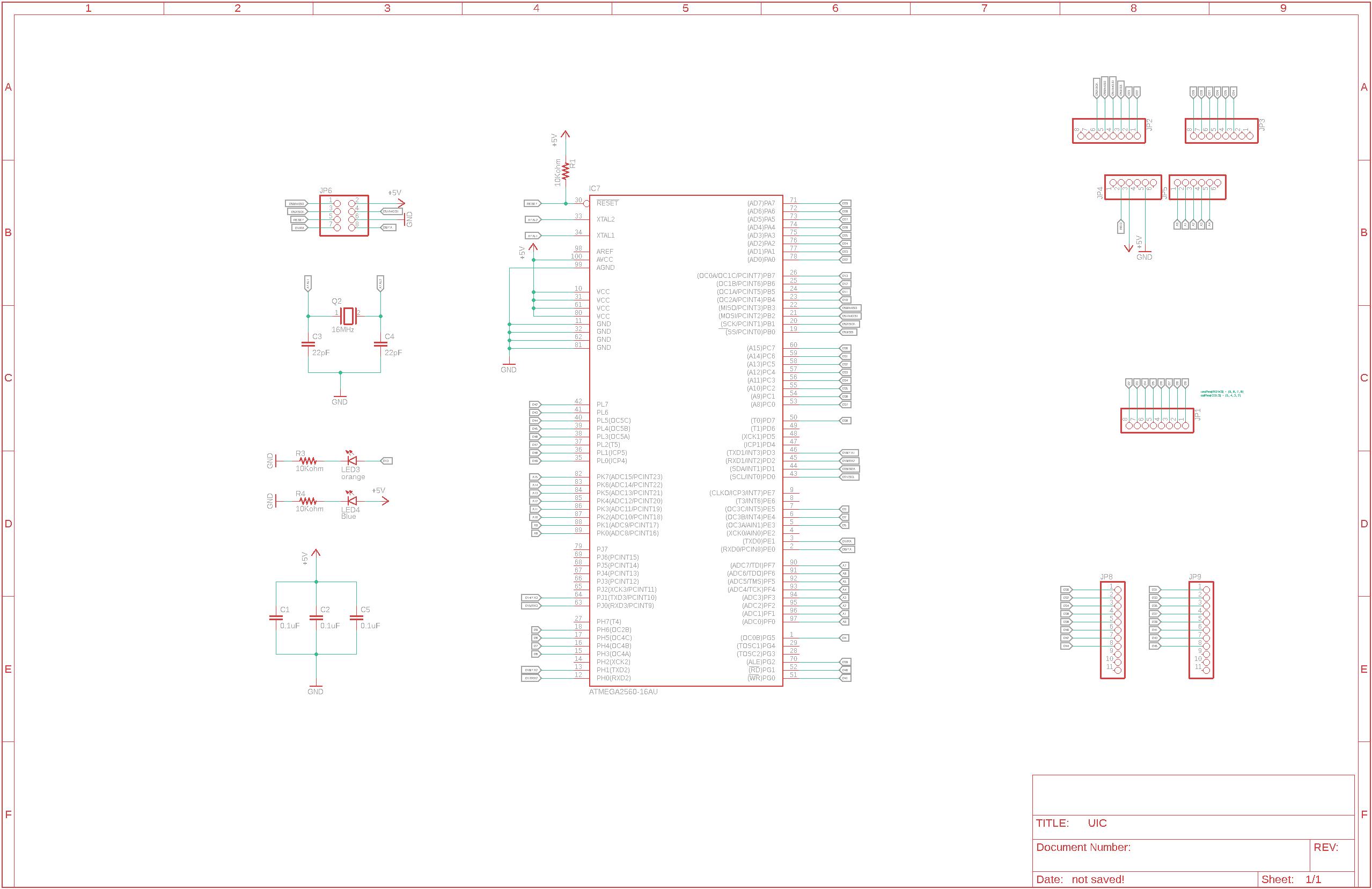 Arduino Mega Pcb Layout Eagle