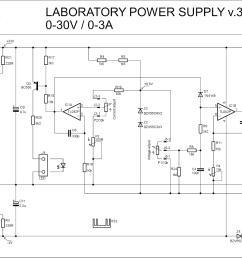 the schematic power lab supply  [ 1600 x 850 Pixel ]