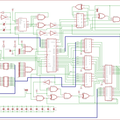 Free Circuit Diagram Drawing Software Double Neck Guitar Wiring Cad Good Tools For Schematics Electrical Engineering Eagle 2 Multisim This Program From National Instruments Combines Schematic And Pcb Design