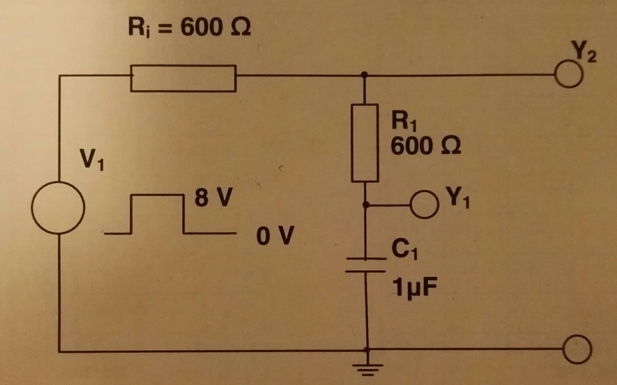 Application Of Rc Circuit