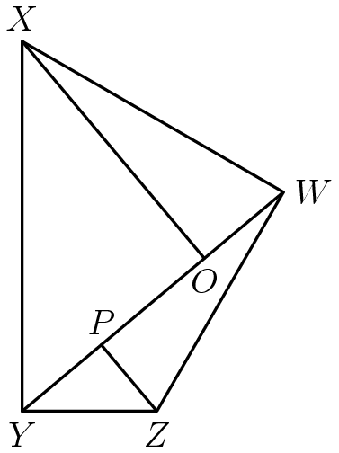 Geometry Proof Concerning Equality of Lengths on a