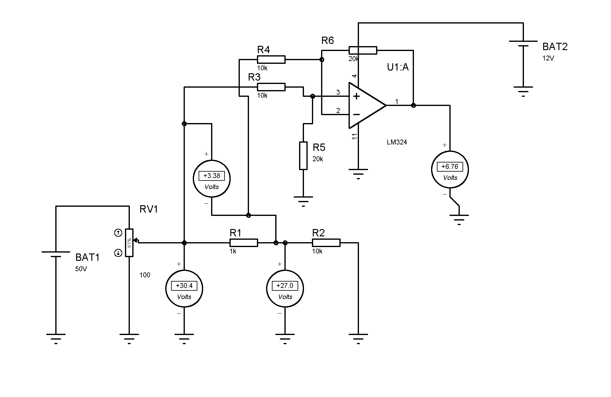 4 wire measurement circuit vdo gauges wiring diagrams amplifier problem measuring current in a high voltage