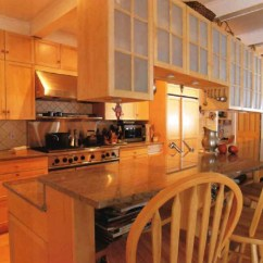Hanging Kitchen Cabinets Glossy Can I Add Install Overhead Without A Wall Home Enter Image Description Here