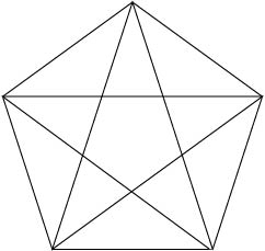 Combinatorics  Count Triangles In A Pentagon With All Of