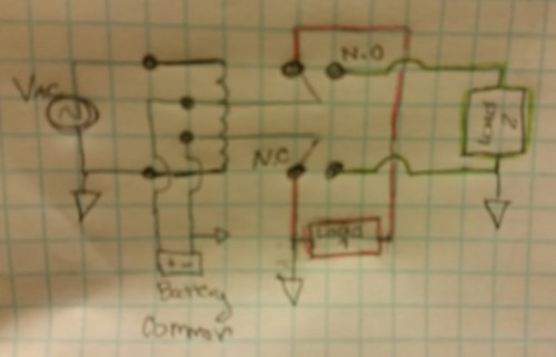 small resolution of wiring an 8 pin dtdp relay