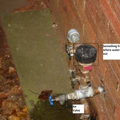 Lawn Sprinkler Valve Diagram Kenmore Dryer Model 110 Wiring Why Would A Air Leak After Winterization Home Enter Image Description Here