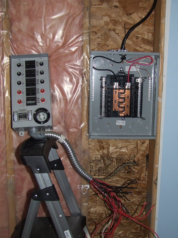 24 Volt Ac Home Wiring Electrical How To Run Flexible Metal Conduit Through