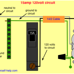 120v Plug Wiring Diagram 4 Wire 24 Volt Trolling Motor Electrical - Why Does My Gfci Circuit Breaker Trip With Any Small Load, Even After Replacing The ...