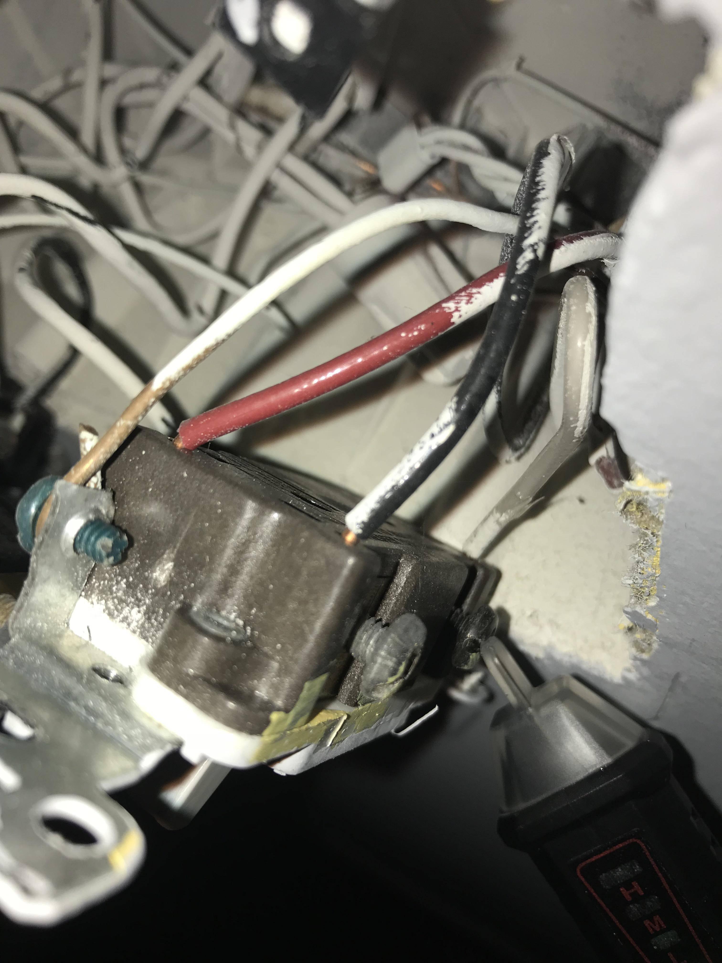 4 Way Light Switch Not Working