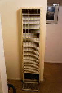 heating - How can I retrofit this existing wall-heater ...