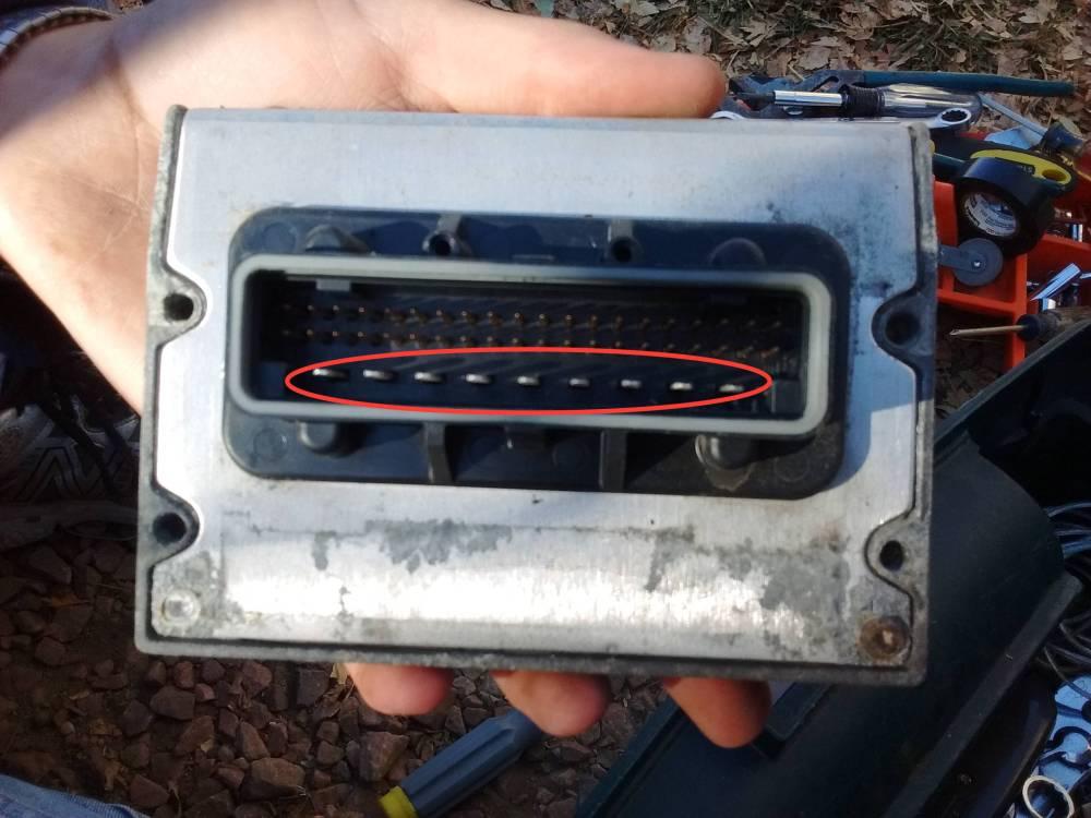 medium resolution of flat metal terminals