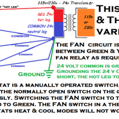 Wiring Diagram For Thermostat With Heat Pump Fire Alarm System Heating Cooling T Stat Color Codes Schematic Enter Image Description Here