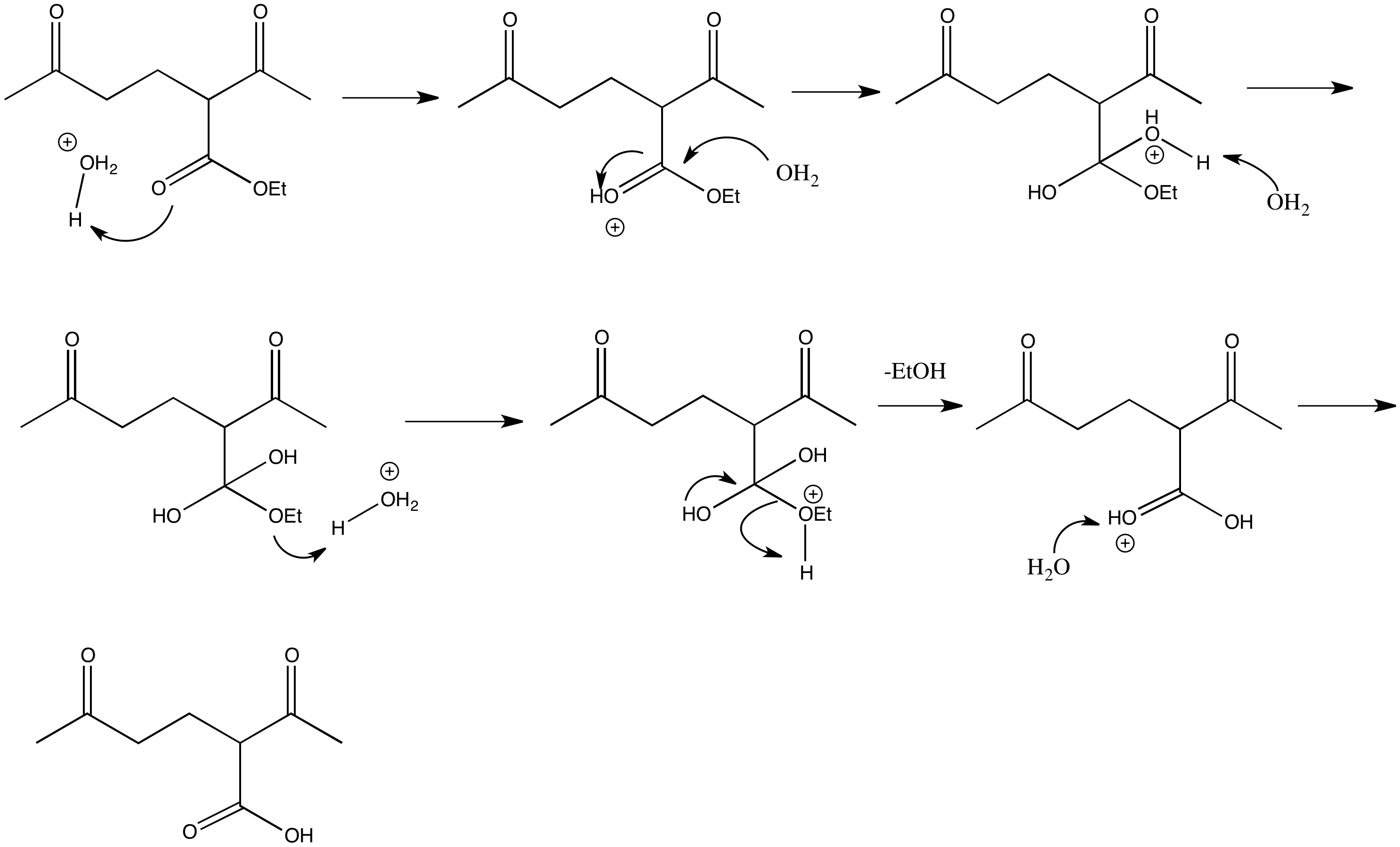 Organic Chemistry Mechanism For Decarboxylation