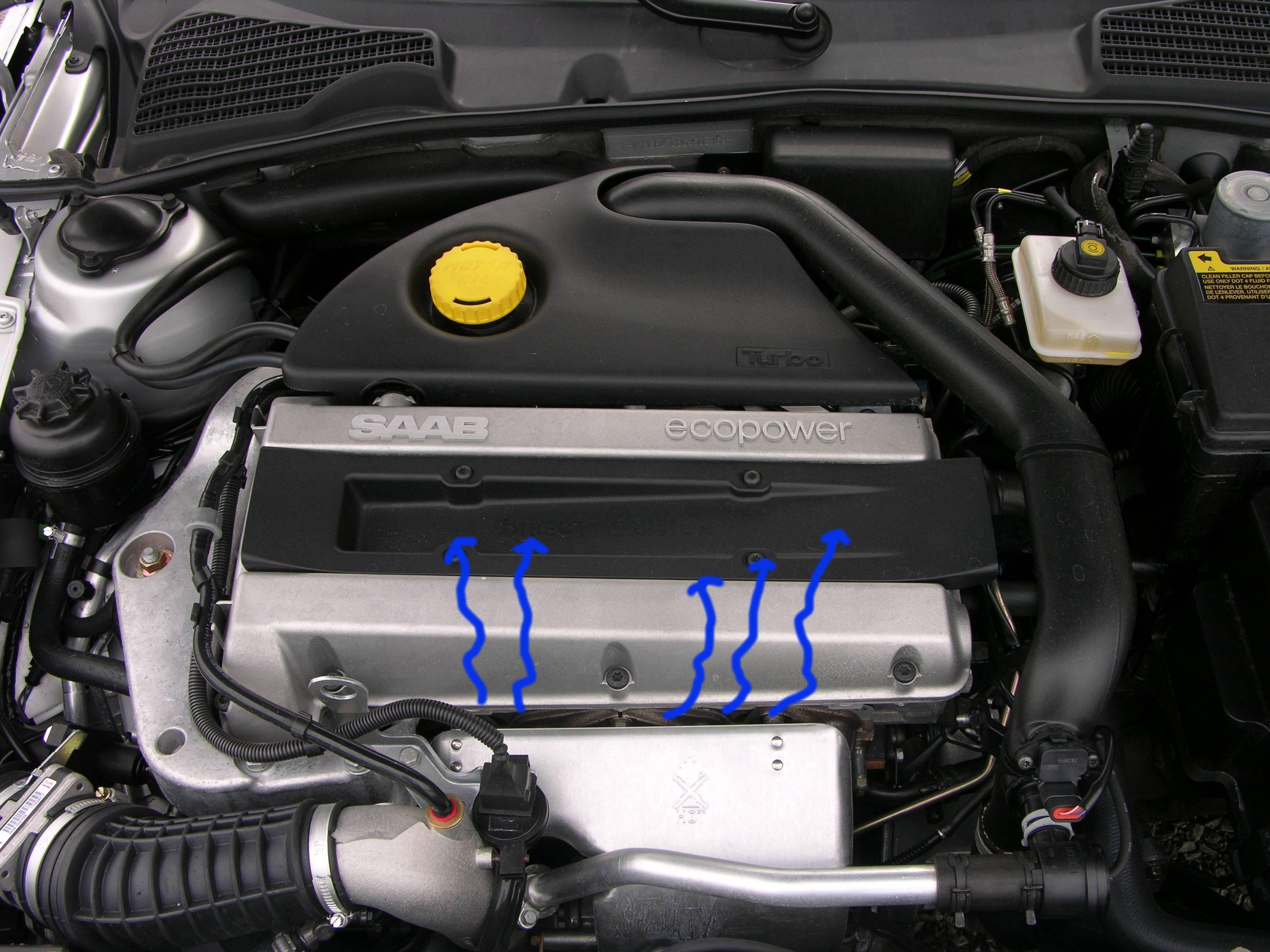 2006 Saab 9 3 Coolant Sensor