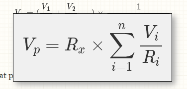 Changing font size for equations on electronics SE (and