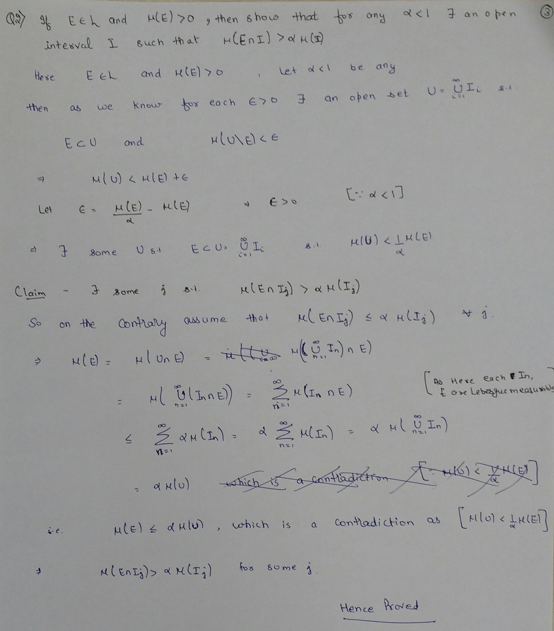 questions about Folland real analysis chapter 1 exercise