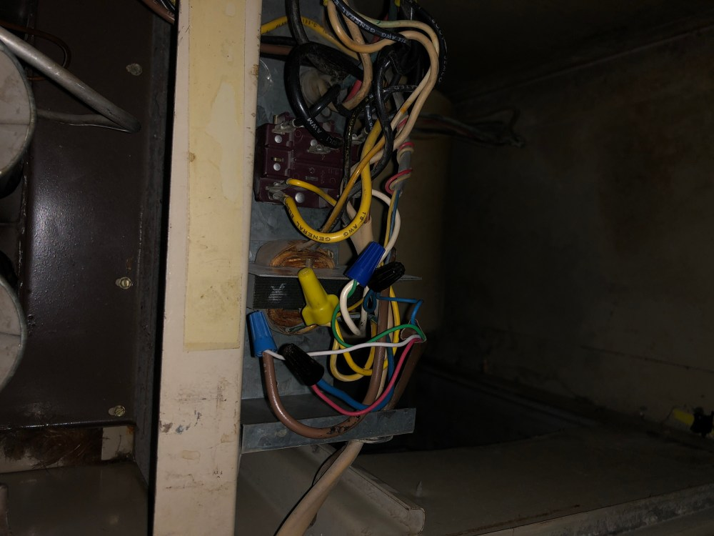 medium resolution of how do i add a venstar add a wire to my lenox g12d2 82 furnace
