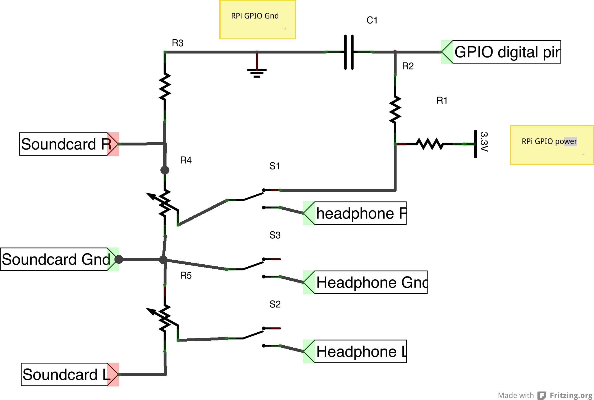 4 Audio Jack Wiring How Can I Use The Rpi Gpio To Make A Headphone Sensing