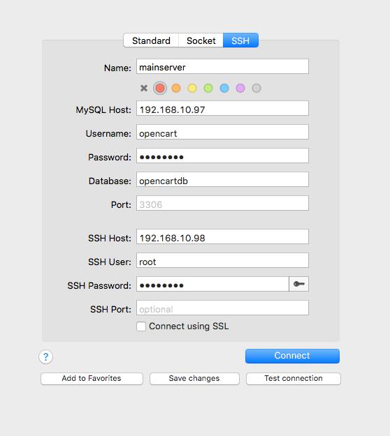 ssh tunnel - mysqldump from a local machine. no ssh access to remote - Super User