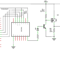 P Channel Mosfet Switch Circuit Diagram - load switch basics