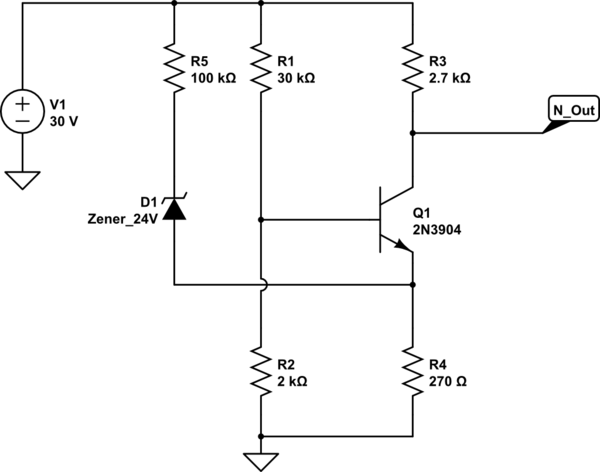 How to design a simple current based class A amplifier