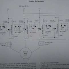 3 Phase Rotary Converter Wiring Diagram Ford Fiesta Sony Radio 440v Ac Motor Schematic Blower