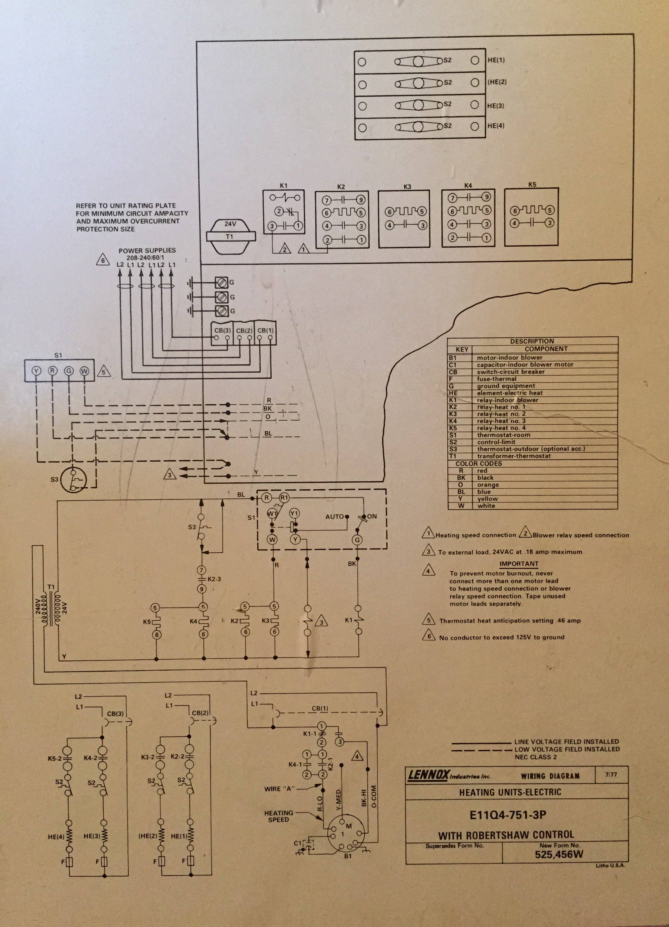 wiring diagram for lennox gas furnace mitsubishi pajero electrical how to add a c wire an old system home