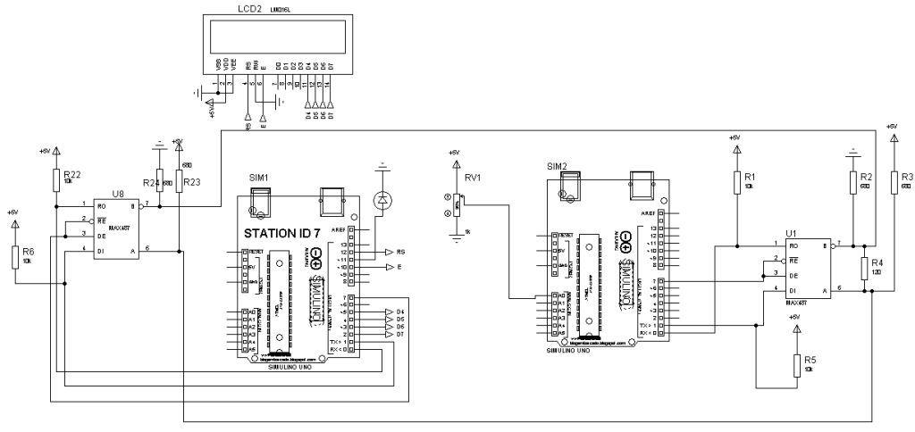 lcd arduino wiring
