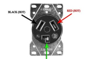 electrical  How can I test a three prong dryer receptacle