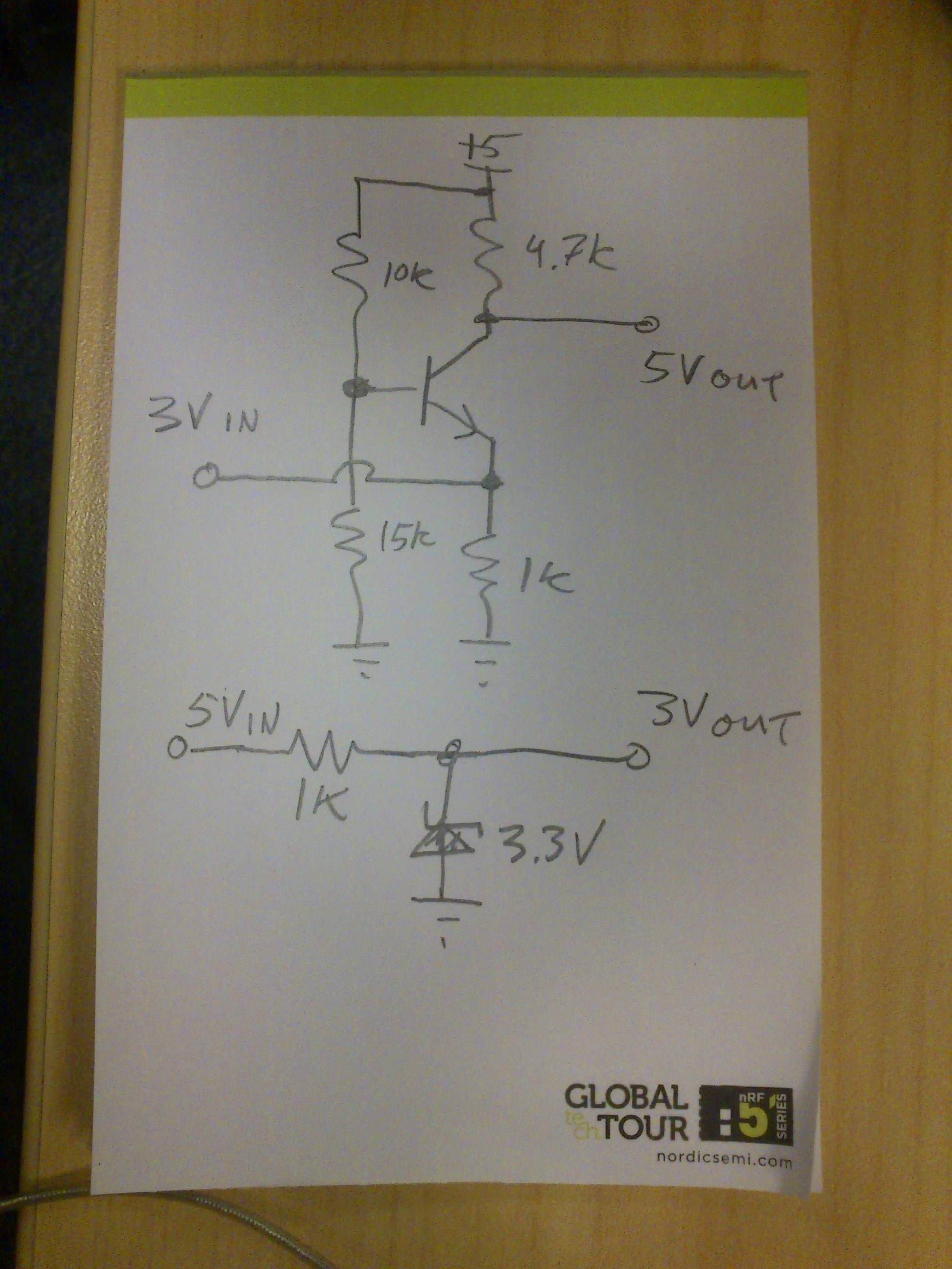 What Would The Schematic Look Like With A Mosfet Instead Of The Npn