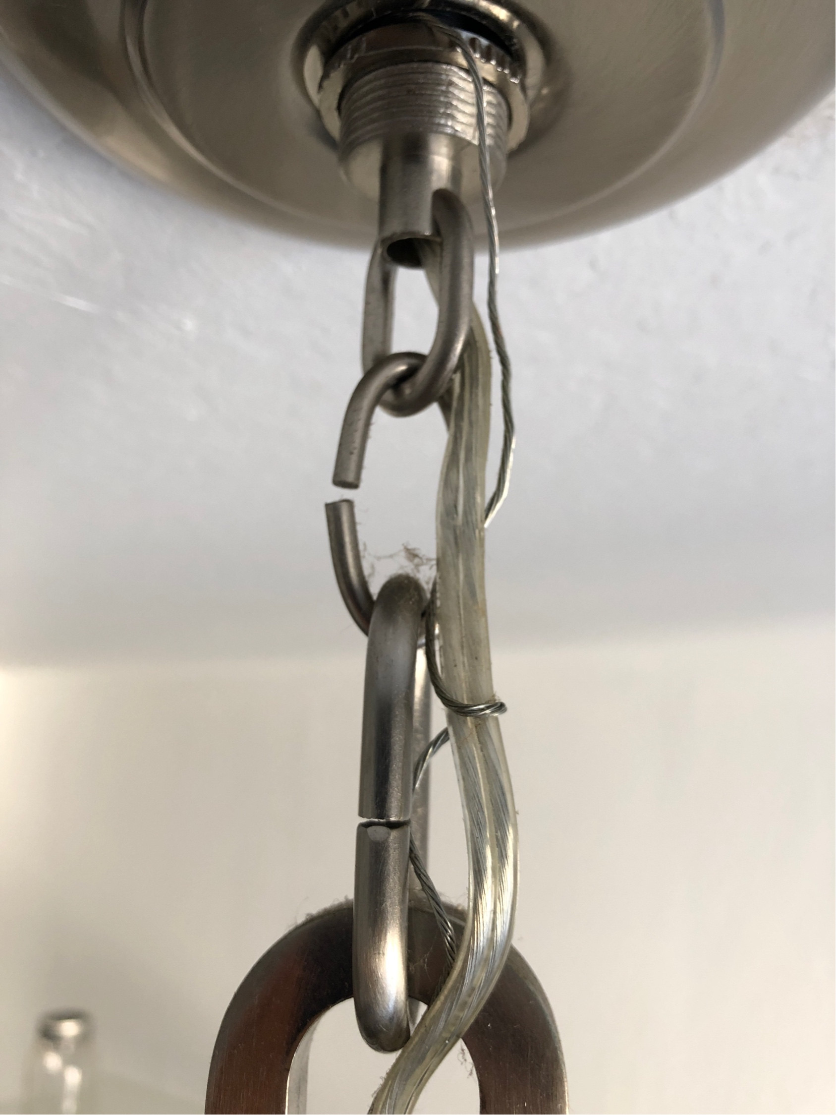 Question About A Light Fixture Electrical Contractor Talk