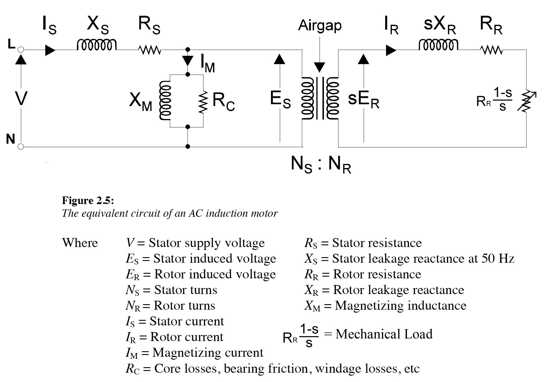 single phase voltage drop formula 2001 saturn sl stereo wiring diagram when load increases in rotor of induction motor how does
