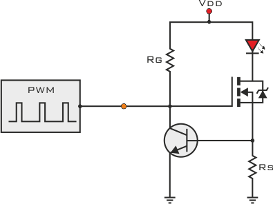 LED: should I smooth the current with a capacitor