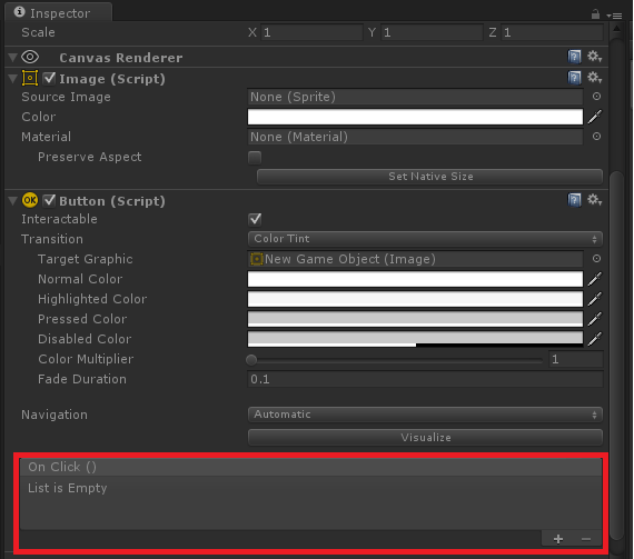 Attach new script to button onclick event in unity3d c# - Stack Overflow