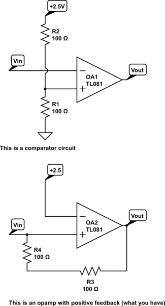 op amp circuit not working electrical engineering stack exchange