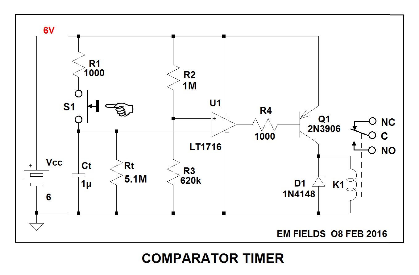 hight resolution of relay how can i add a power off delay to this circuit electrical power on delay circuit diagram