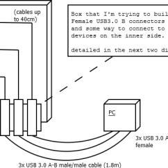 Usb 3 0 Micro B Wiring Diagram Phase Plug Australia Pinout Problem With Making A Adapter Detects Enter Image Description Here