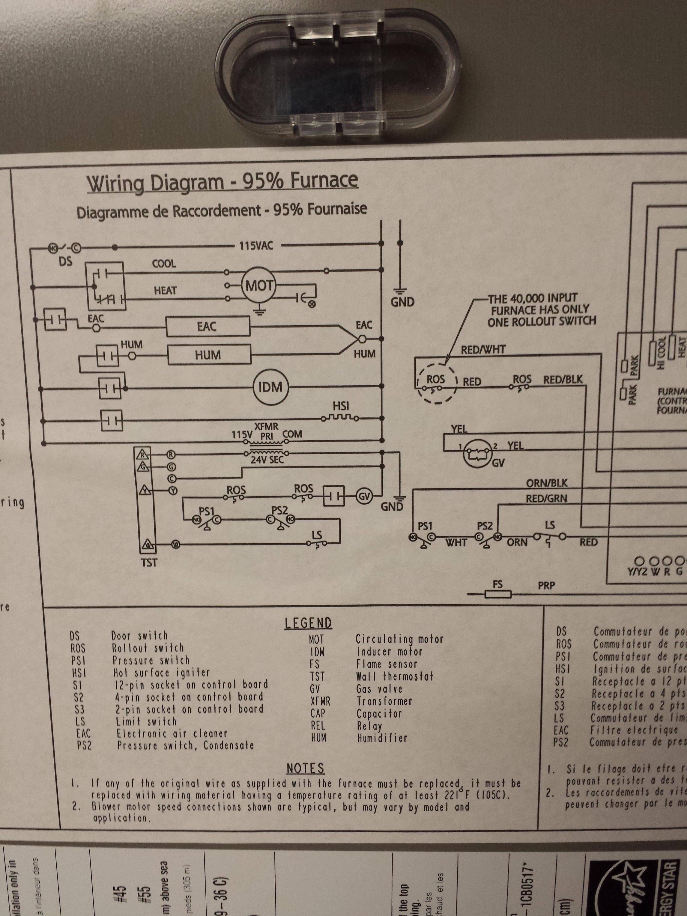 Home Automation Wiring Diagram Hvac How Can I Modify A 4 Wire Thermostat To A New