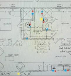 new basement floor plan  [ 1080 x 822 Pixel ]