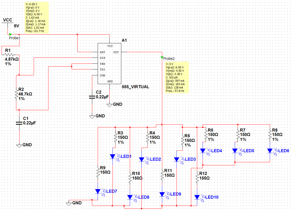 medium resolution of here s a picture image of the circuit as displayed in a simulator