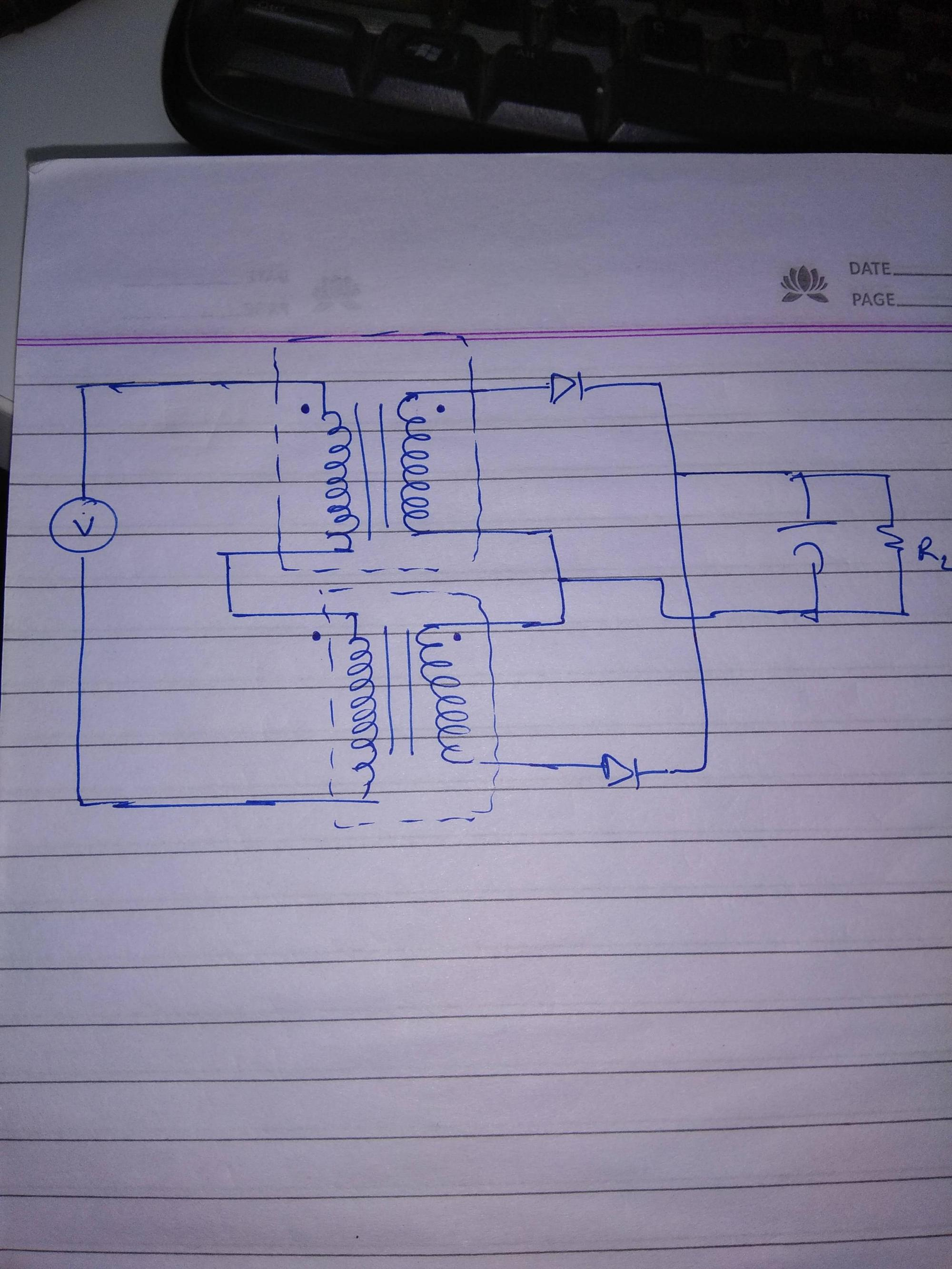hight resolution of can 2 transformers secondary winding be connected in series making it a single center tap transformer