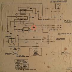Carrier Wiring Diagram Air Handler 4age Ecu Thermostat Where To Add C Wire On This