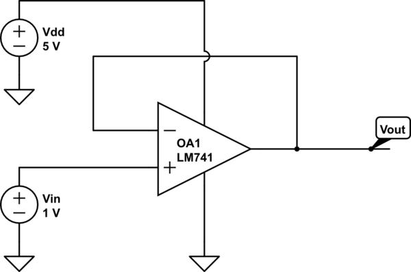 op amp circuit simulator