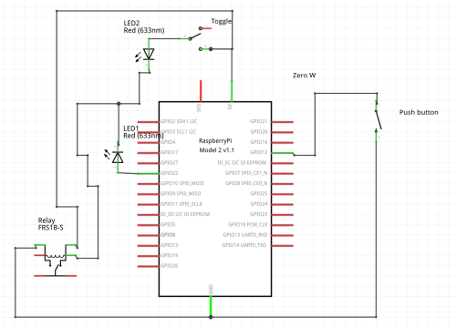 small resolution of  schematic using fritzing enter image description here