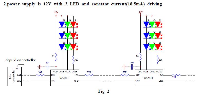Wiring Diagram 12v Led Wiring Diagram Rgb Led Strip Wiring Diagram Led