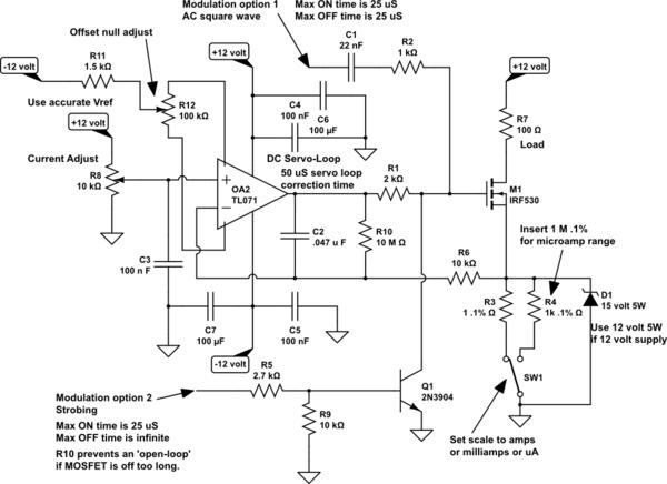 generator of exact pulses