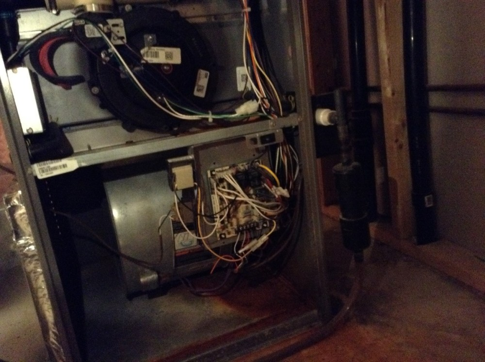 medium resolution of furnace with cover furnace without cover inside furnace panel blower motor
